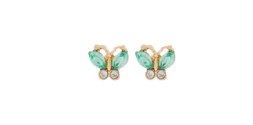 Go to Product: Pastel Butterfly Stud Earrings - 3 Pack from Claires