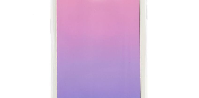 Go to Product: Holographic Ombre Phone Case - Fits Samsung Galaxy S7 from Claires
