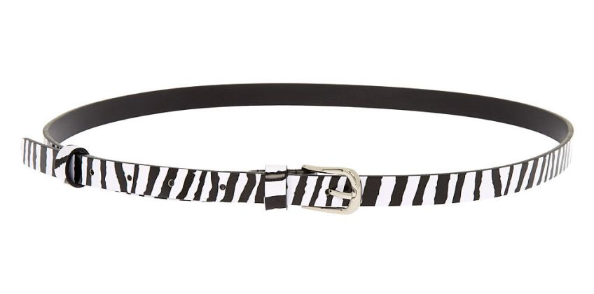 Go to Product: Zebra Fashion Belt from Claires