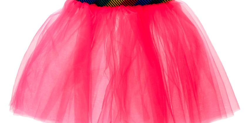 Go to Product: Long Neon Tutu - Pink from Claires