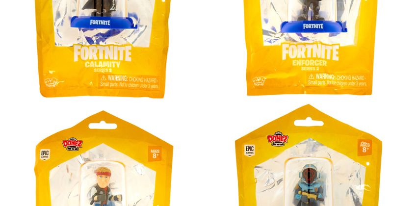 Go to Product: Fortnite® Domez Series 2 Blind Bag - Styles May Vary from Claires
