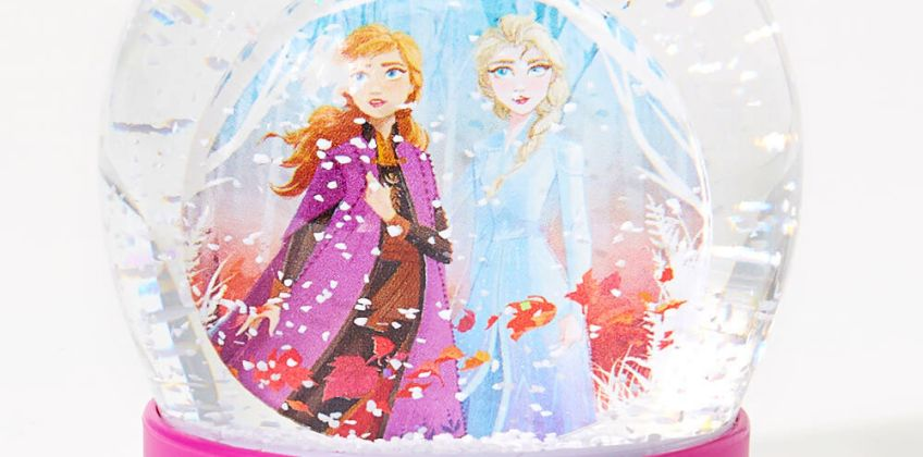 Go to Product: ©Disney Frozen 2 Snow Globe – Purple from Claires