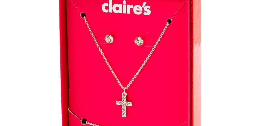 Go to Product: Silver Cross Jewellery Gift Set - 3 Pack from Claires