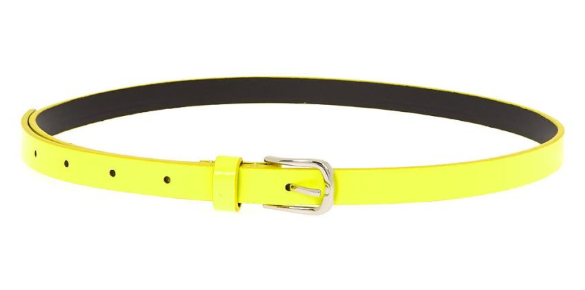 Go to Product: Neon Fashion Belt - Yellow from Claires