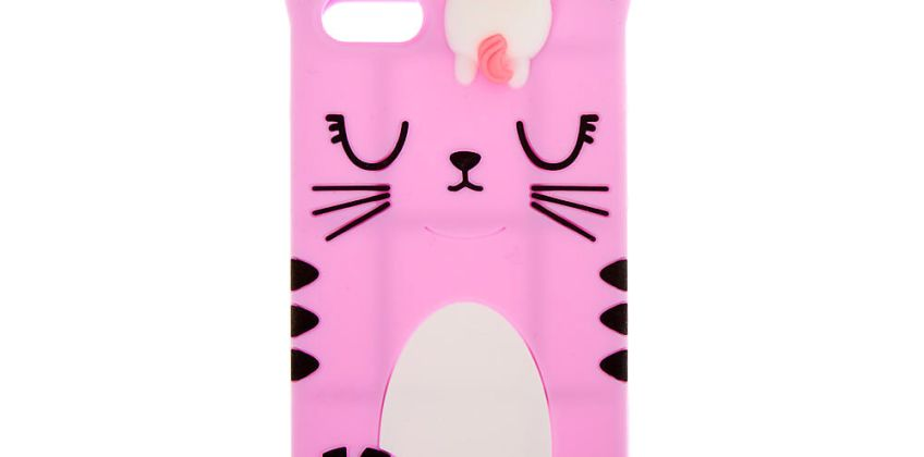 Go to Product: UniCat Pop Over Silicone Phone Case - Fits iPhone 5/5S from Claires