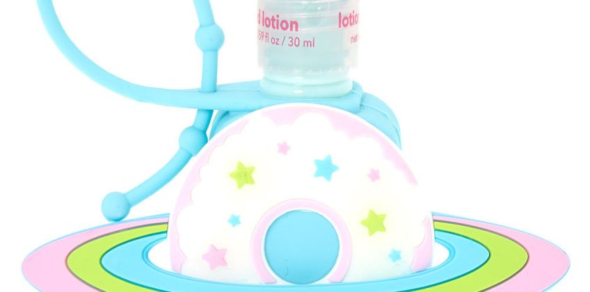 Go to Product: Donut Planet Hand Lotion - Blue Raspberry from Claires