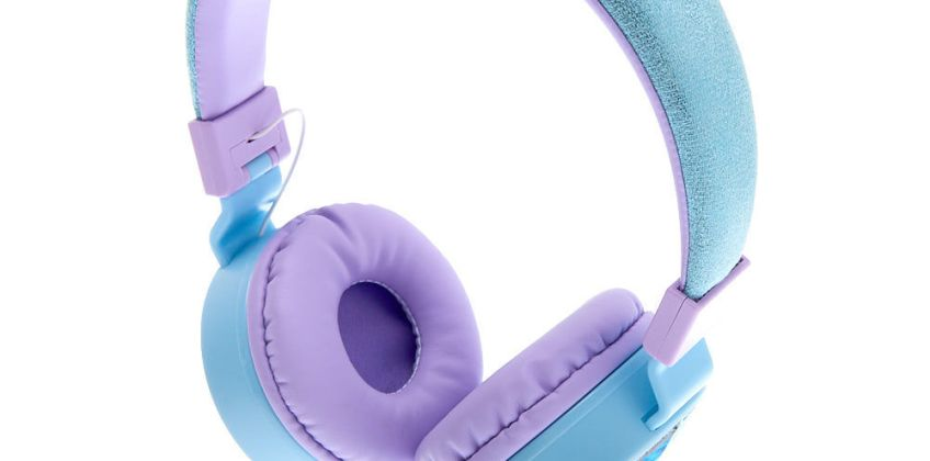 Go to Product: Snowflake Bling Headphones - Blue from Claires