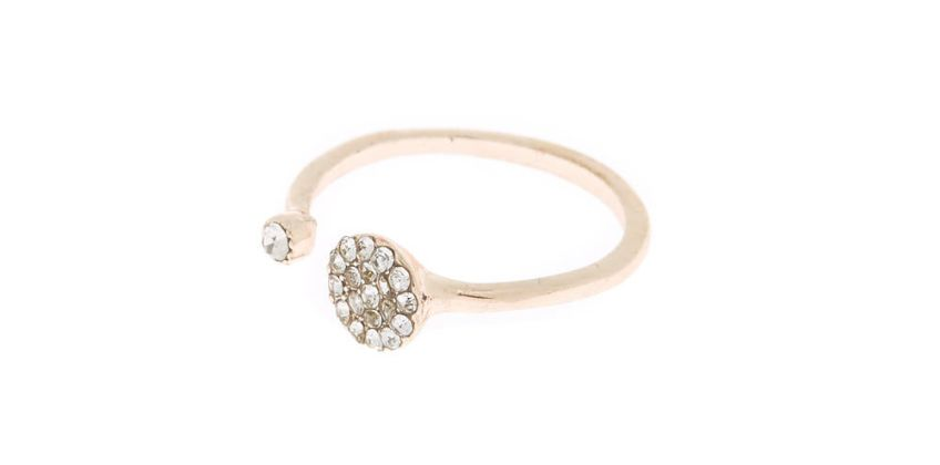Go to Product: Rose Gold Round Cuff Ring from Claires