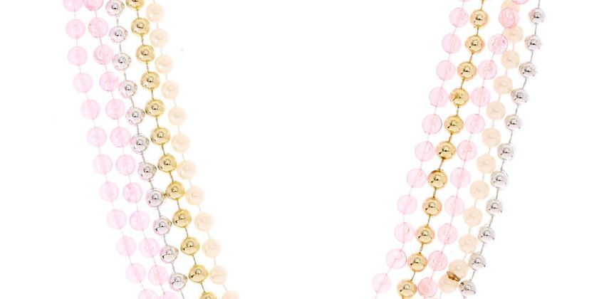 Go to Product: Claire's Club Bead Necklaces - 5 Pack from Claires