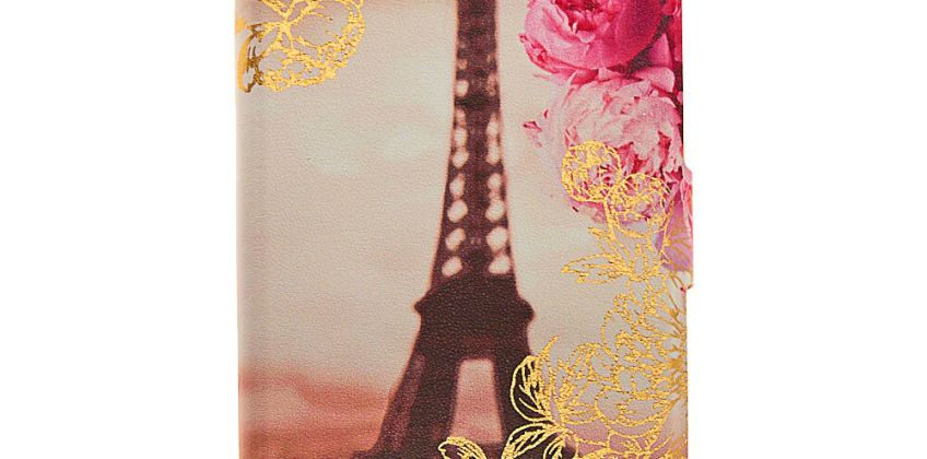 Go to Product: Paris Folio Phone Case - Fits iPhone XR from Claires