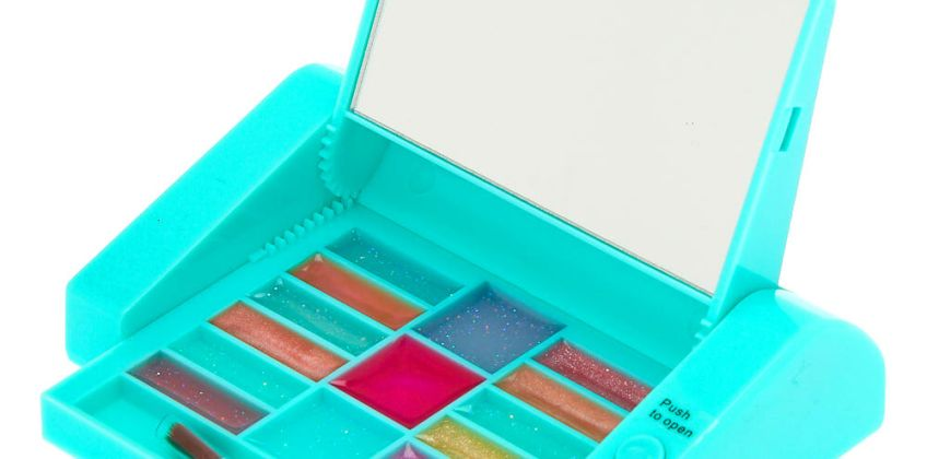 Go to Product: Cozy Critters Mechanical Bling Lip Gloss Set - Mint from Claires