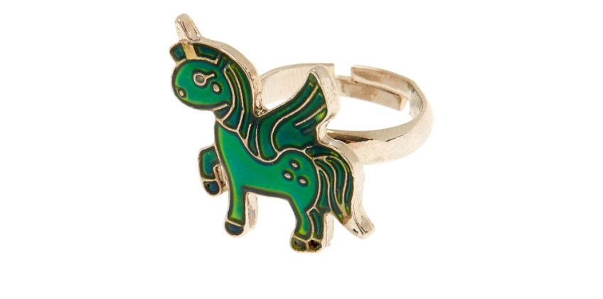 Go to Product: Pegasus Mood Ring from Claires