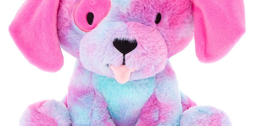 Go to Product: Claire's Club Medium Riley the Puppy Soft Toy from Claires