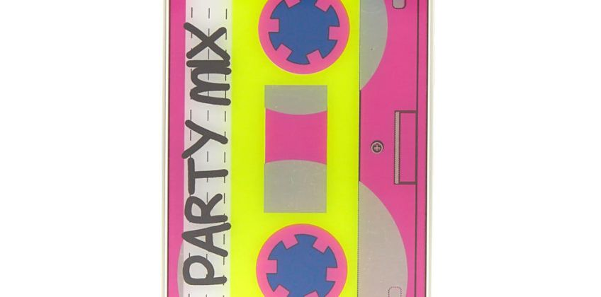 Go to Product: Mixtape Square Phone Case - Fits iPhone 6/7/8/SE from Claires