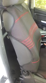 Автомайки для передних сидений автомобиля, упрощенный дизайн