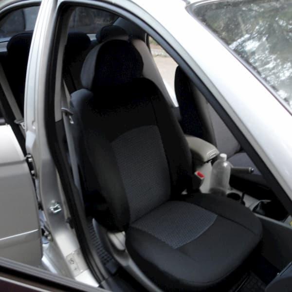 Киа Церато 2004-2009 переднее сиденье