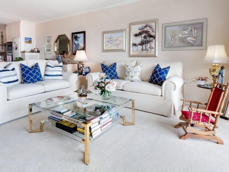 Imagem de destaque do post Buscando inspiração para uma decoração de sala de estar incrível? Confira algumas dicas!