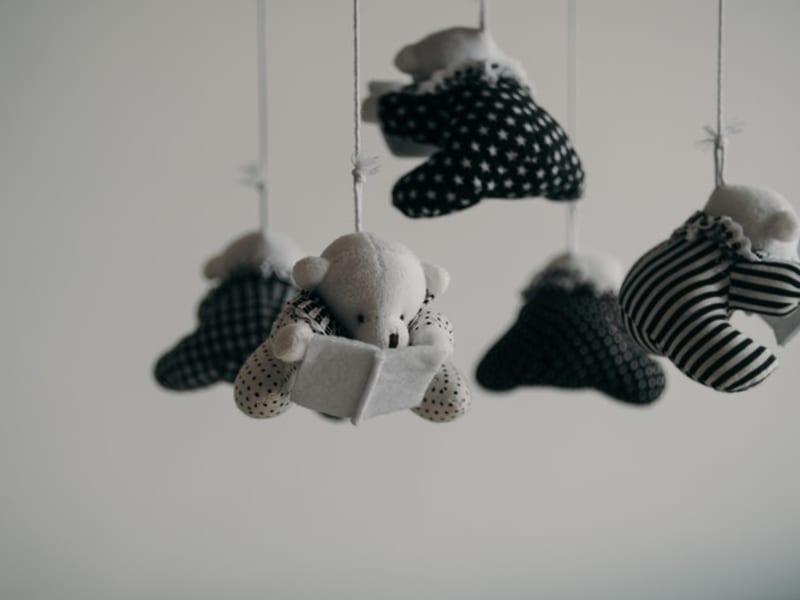 Imagem de destaque do post 4 vantagens do quarto em drywall para bebês