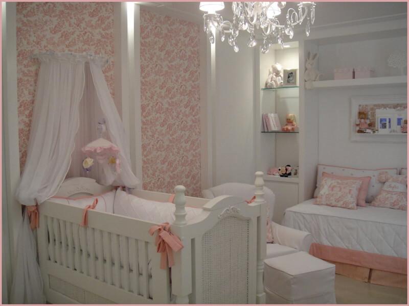 quarto de bebe menina