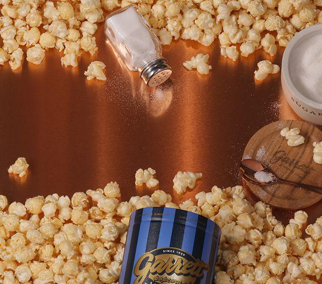 Garrett Popcorn Shops | Gourmet Popcorn Made in Chicago