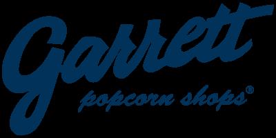 Logo - Garrett Popcorn Shops