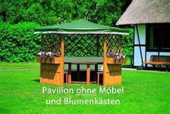 Marburg mit oder Holzpavillon, Ausstattung:ohne