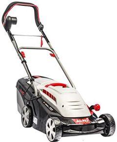 Elektro-Rasenmäher Comfort (34 cm Schnittbreite, 1.200 W Motorleistung, für Rasenflächen bis 300 m², Schnitthöhe 6-fach verstellbar, 37 Fangkorb