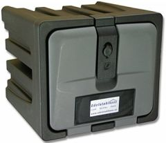 Liter, Vertigo, Werkzeugkasten, LKW 400x350x400 mm, Edelstahlhaus, V024