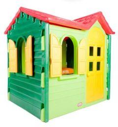 440S00060 - Spielhaus Country, grün