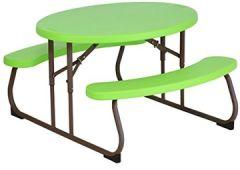 Picknicktisch von leichtgewichtig, zusammenklappbar