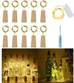 Solar Lampions 5er Set Led Laterne Wasserfest IP55 für Garten Deko Terrasse, Hof, Haus, Weihnachtsbaum Nylon/Seide Weiß