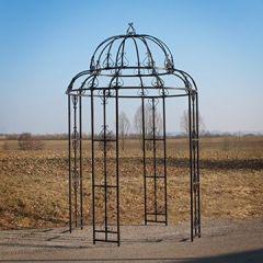 """Metall Pavillon""""Antik"""