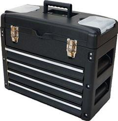 METALL Werkzeugkiste Werkzeugbox Werkzeugkasten Serie 3061 von AS-S