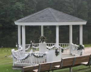Beispielbild für Pavillons mit festem Dach