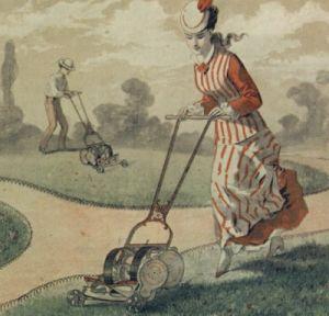 Beispielbild für Rasenmäher