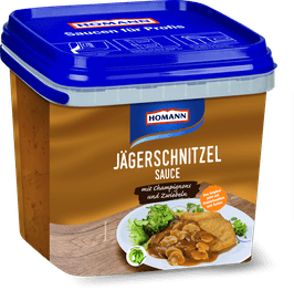 Homann - Jägerschnitzel Sauce
