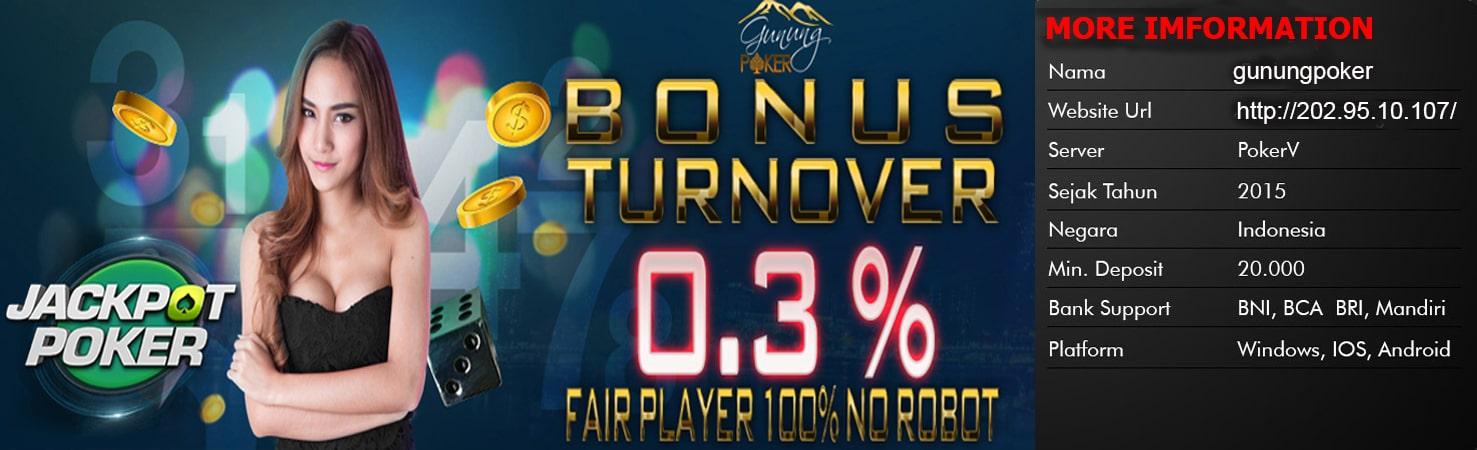 Situs Bandarq Poker Online Dominoqq Judi Online Gunungpoker