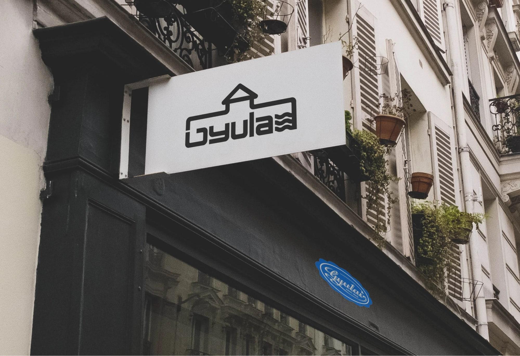 Gyula város arculati koncepció