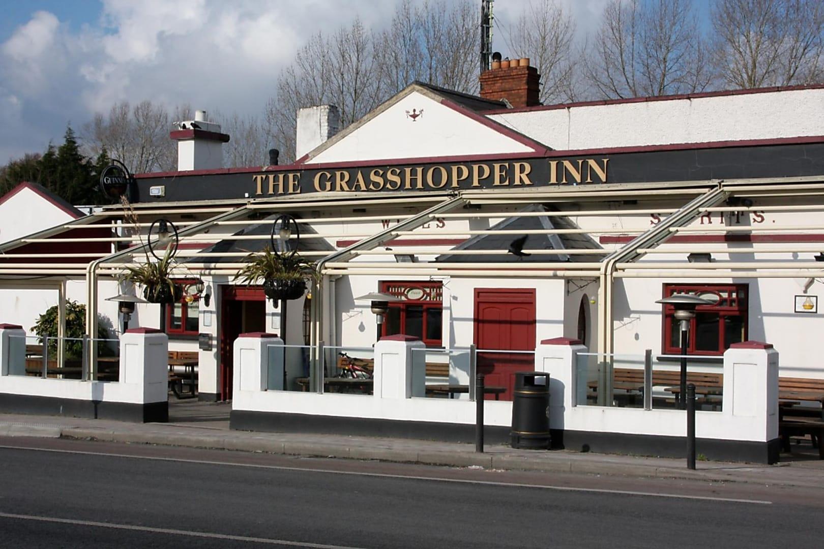The Grasshopper Inn - Safe Pass