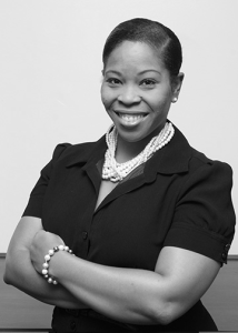 Kimberley Miller, Senior Manager, Corporate Affairs