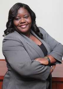 Karla McIntosh, General Counsel