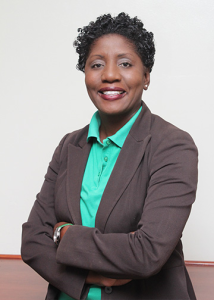 Nakira Wilchcombe, Director of Building & Development Services