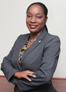 Telina Smith, Human Resources Manager
