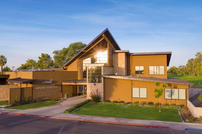 GCU Golf Club House