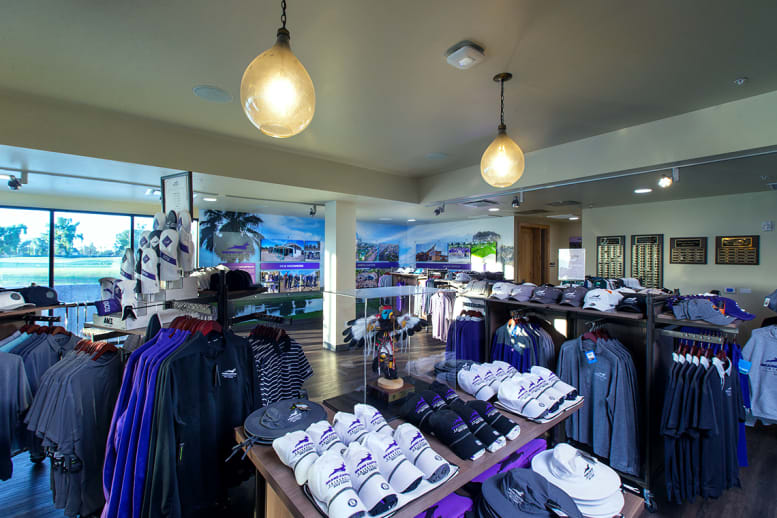 GCU golf apparel