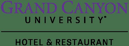 GCU Hotel logo in header