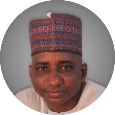 Senator Farouk Bello