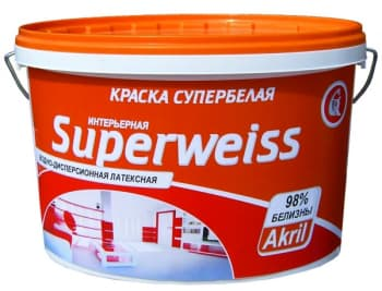 Купить Гермес Superweiss (супербелая), 14 кг