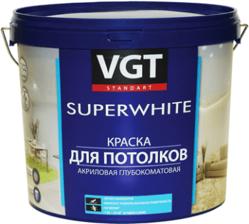 Купить VGT ВД-АК-2180 Superwhite (супербелая), 7 кг