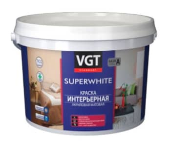 Купить VGT Superwhite (супербелая), 3 кг